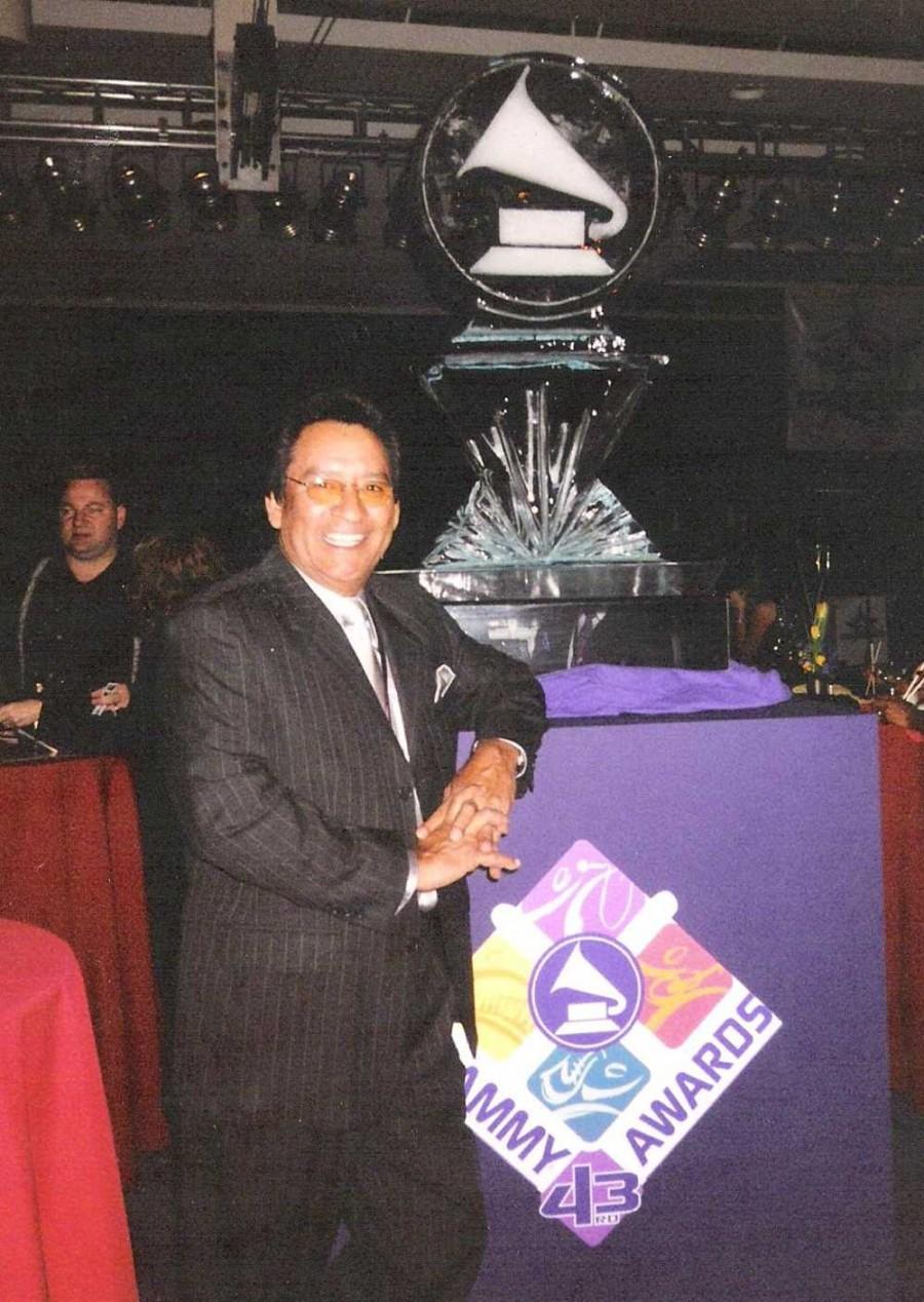 Carlos At The Grammy Awards