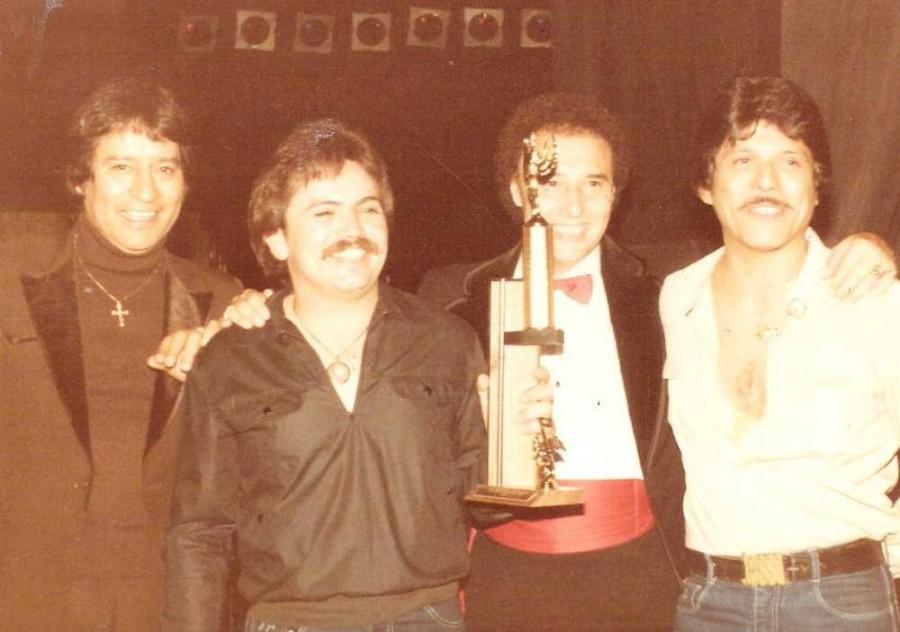 Carlos, Bobby Naranjo, Noe Pro, Jessie Serrata