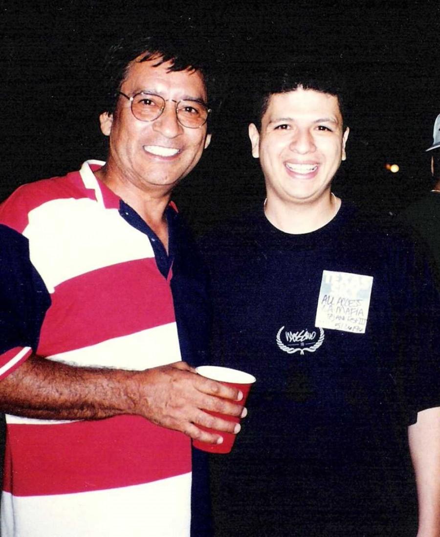 Carlos, David De La Garza (La Mafia)