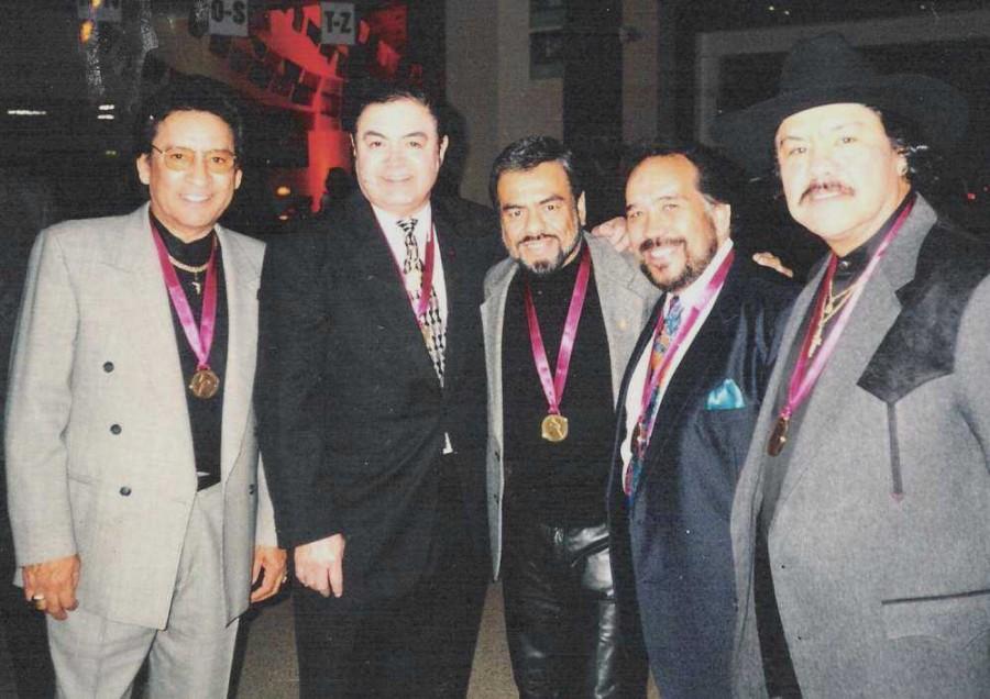 Carlos, Freddie, Little Joe, Sunny, Augustine
