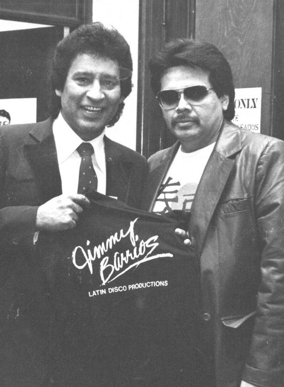 Carlos, Jimmy Barrios