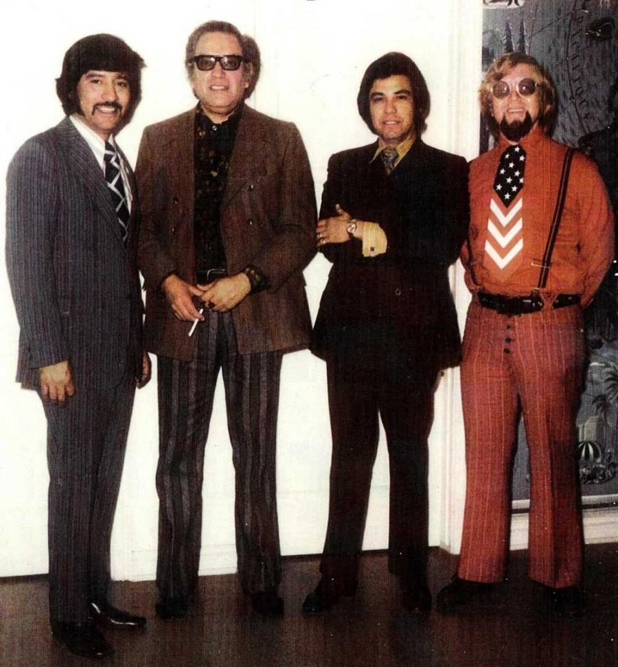 Carlos, Manuel Garza, Leonel Sanchez, Snowball