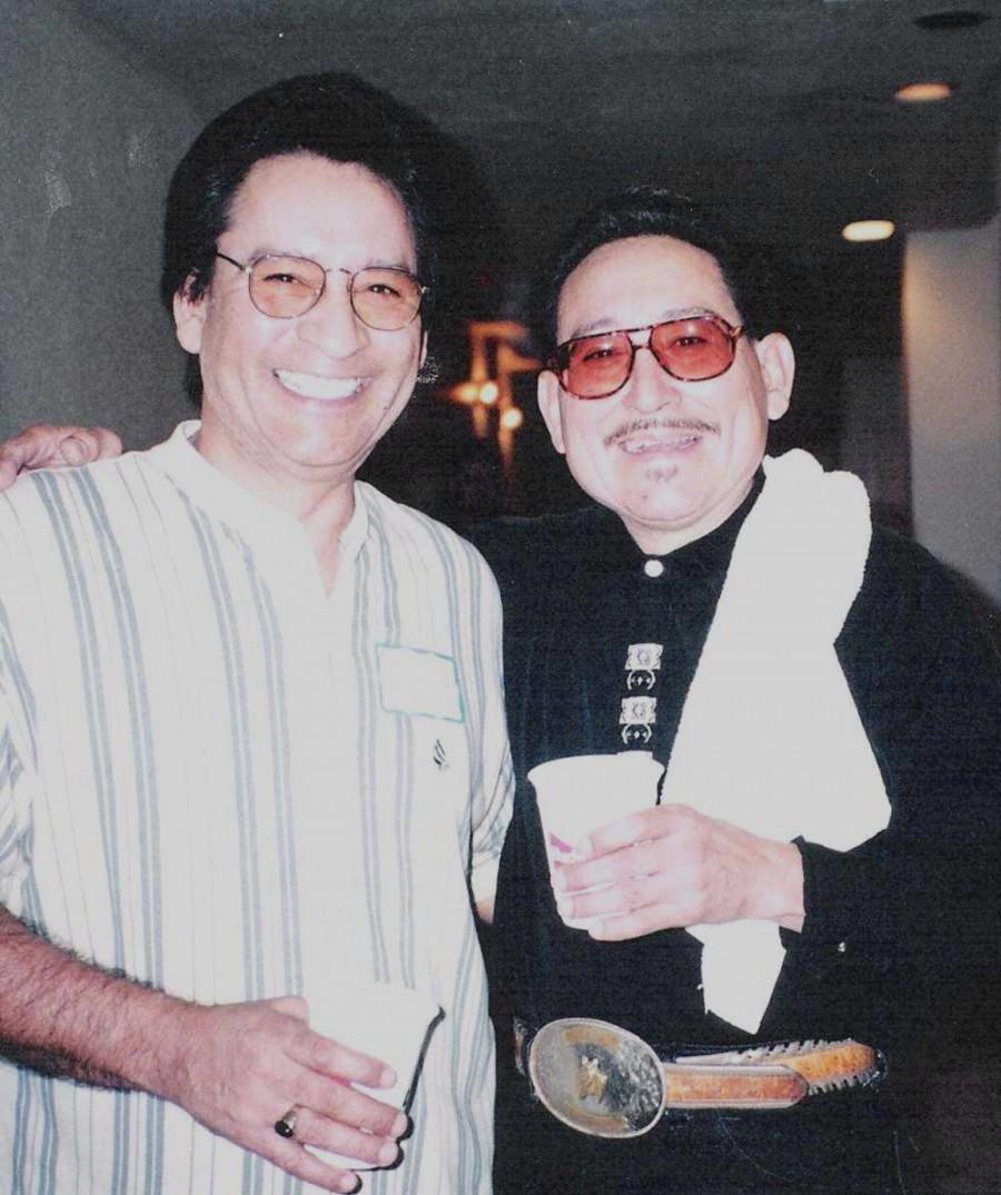 Carlos, Ricky Reyes