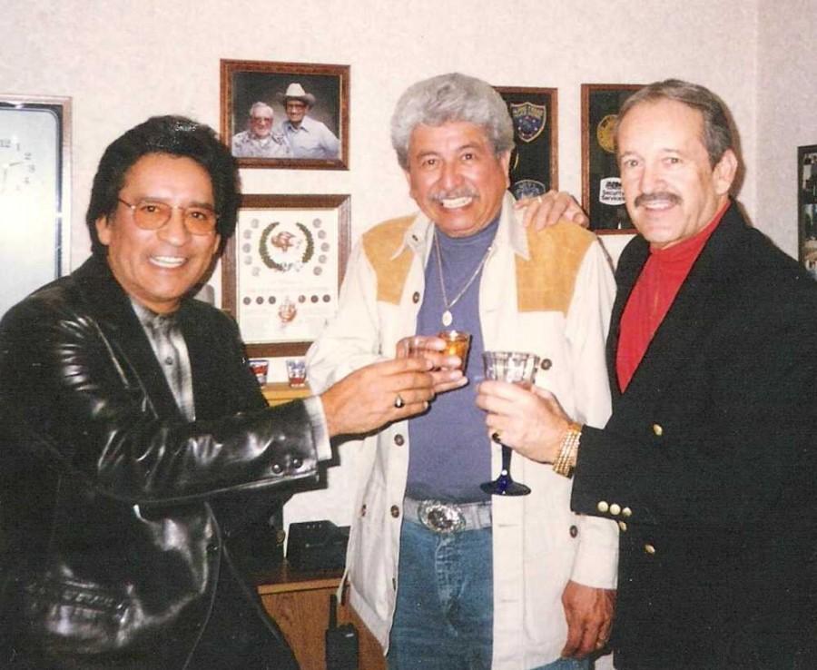 Carlos, Tony Zuniga, Rene-Rene