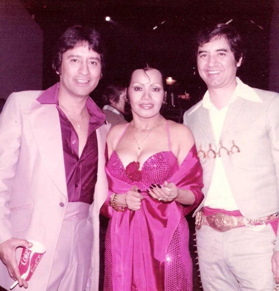 Carlos, Valentina Leyva