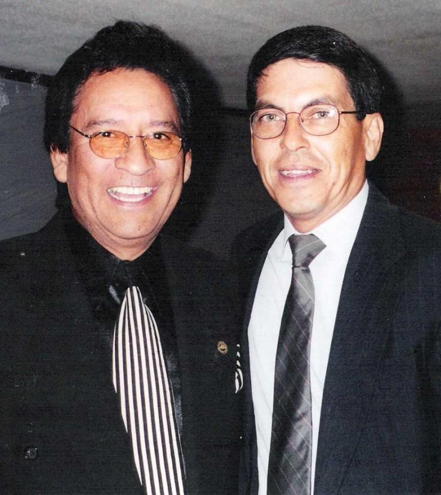 Carlos and Juan Hinojosa