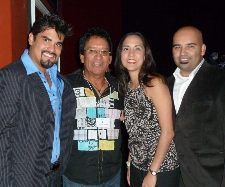 David, Carlos, Celina, & Mark
