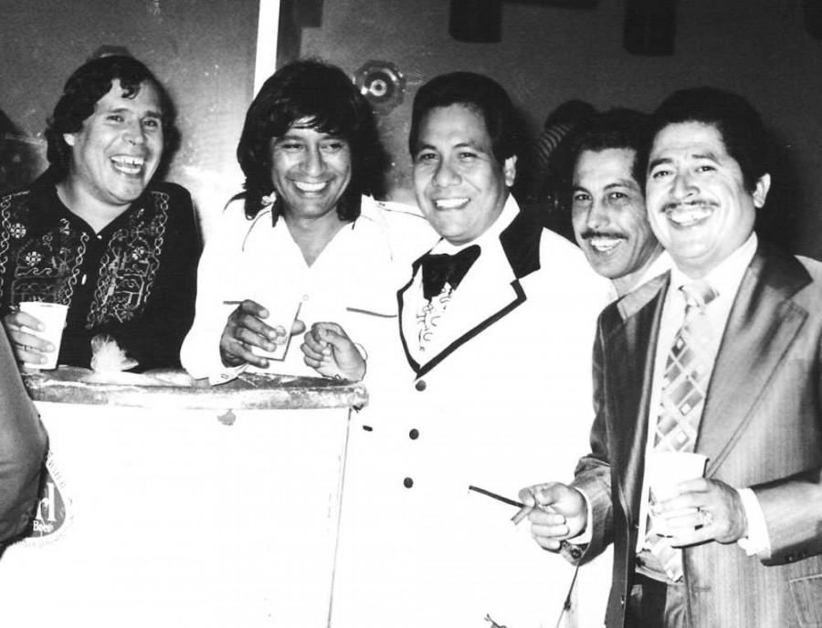 Ezequiel Jurado, Carlos, Rudy Banda, Alex Sendejo, Dallas Promoter