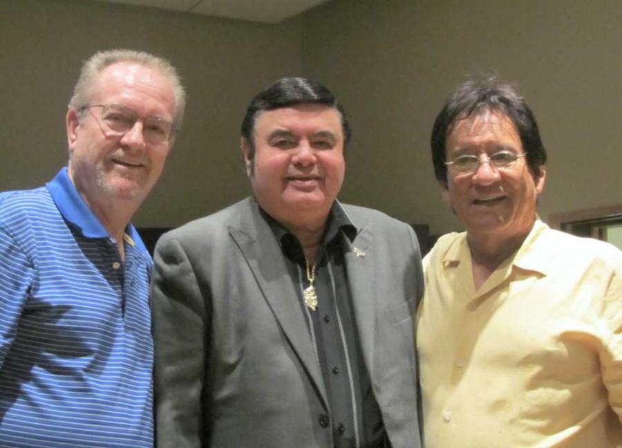 Paul Westbrook, Freddie Martínez, & Carlos