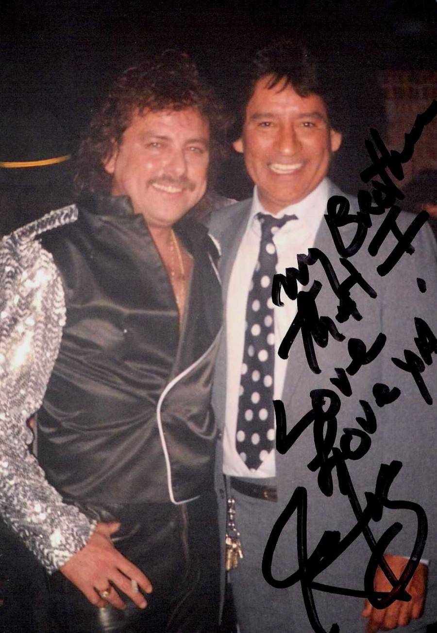 Joe Lopez & Carlos