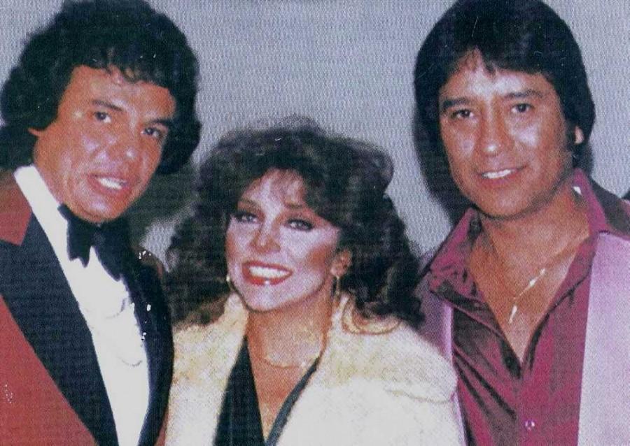 Jose Jose, Veronica Castro, & Carlos