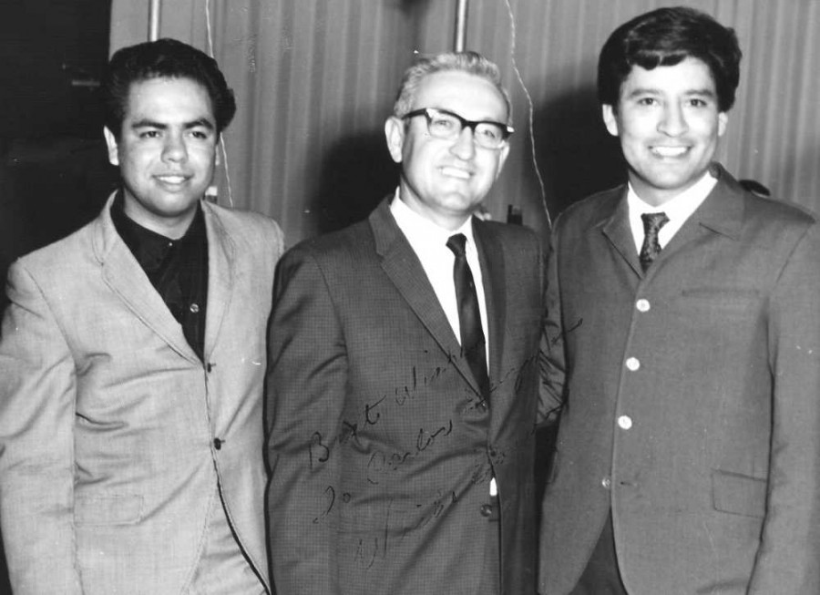 Little Joe, Wicho Garcia, Carlos