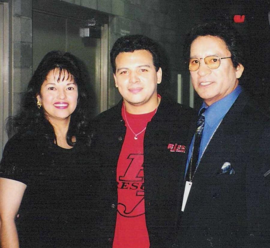 Melva, Carlos Mencia, Carlos