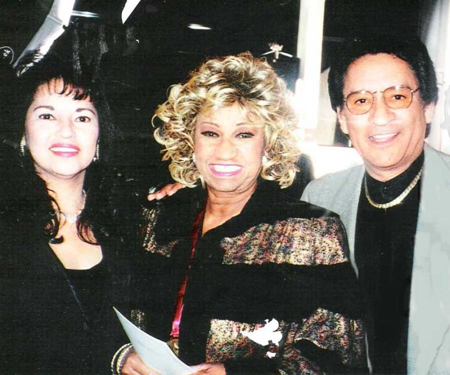 Melva, Celia Cruz, Carlos