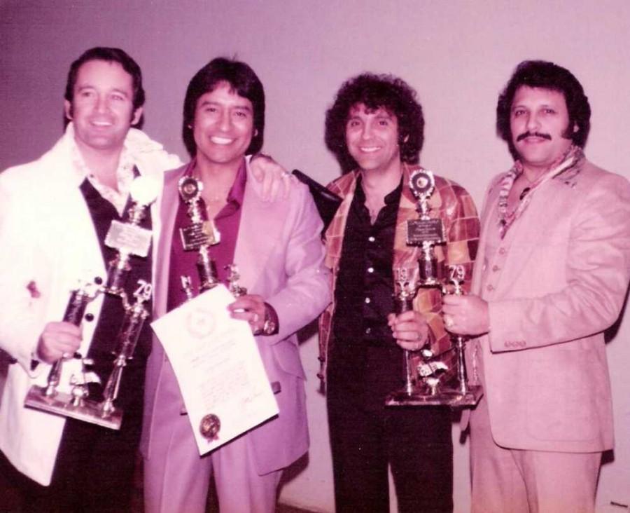 Rene, Carlos, Rene, Arnaldo Ramirez, Jr